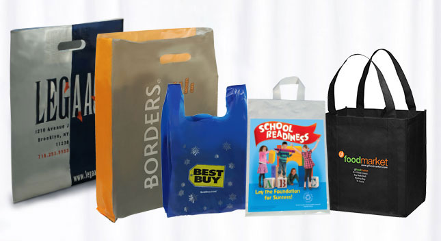 Plastic Bags Wholesale, Custom Printed Shopping Bags, Poly Bags