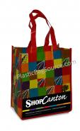 Reusable Bag Non Woven PP with Lamination Full Color