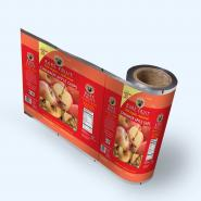 Rollstock Laminated FIlm Full Color